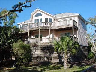 Ocean Views and a Private Dock on Scott Creek, Edisto Island - Charleston Area vacation rentals