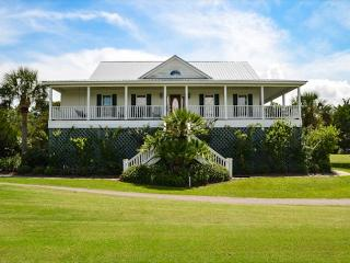 Laystrom House - Breathtaking Views, Resort Amenities - Saint Helena Island vacation rentals
