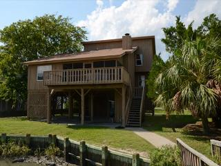 Lost Options - Private Dock, Easy Beach Access - Edisto Island vacation rentals