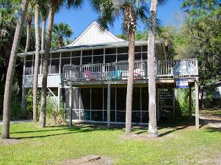 MoonDance - Quick Beach Access, Lots of Shade From Palms - Charleston Area vacation rentals