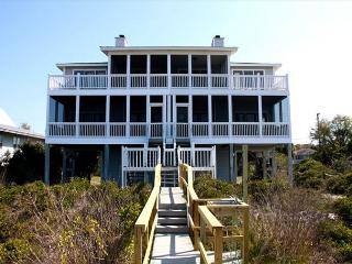 Pelican Pass - Beach Front, Sunset Views, Linens, & More - Charleston Area vacation rentals