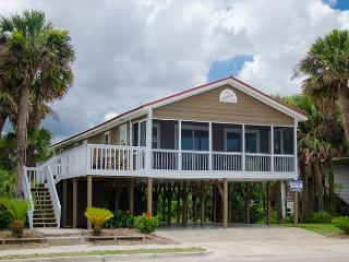 All Tuckered Out - Charming Cottage With Ocean Views - Edisto Island vacation rentals