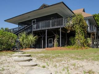 Stone Ground - Eclectic Beach Front Home On St. Helena Sound - Charleston Area vacation rentals