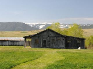 Boulder River Barn - McLeod vacation rentals