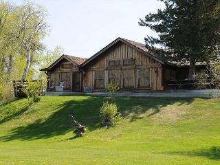 Boulder River Cabin - McLeod vacation rentals