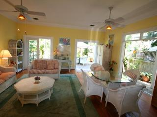 2 bedroom House with Deck in Key West - Key West vacation rentals