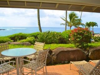 Free Car* with Whalers Cove 212 - Beautiful oceanfront 2B/2B condo sleeps 6! Heated Pool. - Poipu vacation rentals