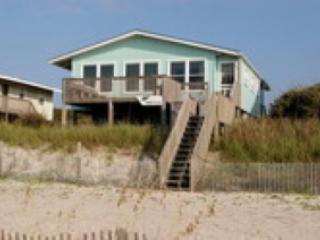 Exterior - Moby Dick - Oak Island - rentals