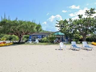 BEACHFRONT!!! SEA KAYAKS! Beach Nut, Rio Bueno - Sandy Bay vacation rentals