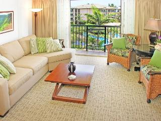 Waipouli  #E-406: Penthouse Ocean view 1bdr/2bath Suite - Kapaa vacation rentals