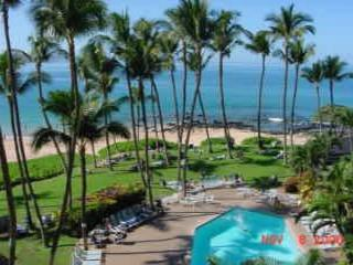Mana Kai 411 ~ Ocean front property - Makena vacation rentals