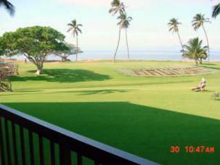 Maui Sunset 220B ~ 2 Bedroom, 2 Bath, Full Kitchen, Ocean View Condo! - Kihei vacation rentals
