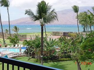 Maui Sunset 312B ~ 1 Bedroom, 2 Bath, Full Kitchen, Ocean View! - Kihei vacation rentals