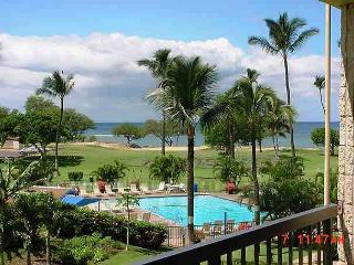 Maui Sunset 313A ~ 1 Bedroom, 2 Bath, Ocean Views with Full Kitchen - Kihei vacation rentals
