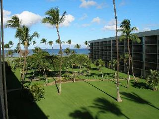 Maui Sunset 401B  Remodeled with full kitchen and partial ocean view. - Kihei vacation rentals