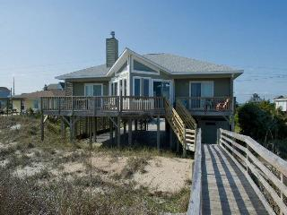 Nice House with Internet Access and Fireplace - Emerald Isle vacation rentals