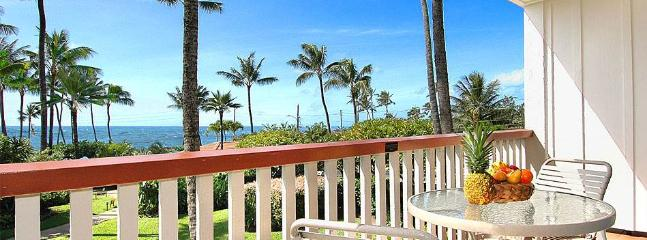 Sunny 2 bedroom Apartment in Koloa with Internet Access - Koloa vacation rentals