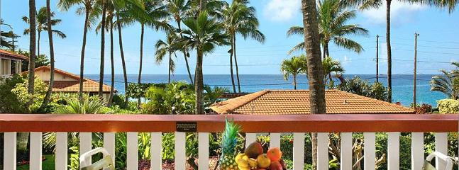 Sunny 2 bedroom Condo in Koloa - Koloa vacation rentals
