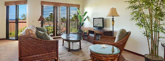 Sunny 1 bedroom Koloa Apartment with Internet Access - Koloa vacation rentals
