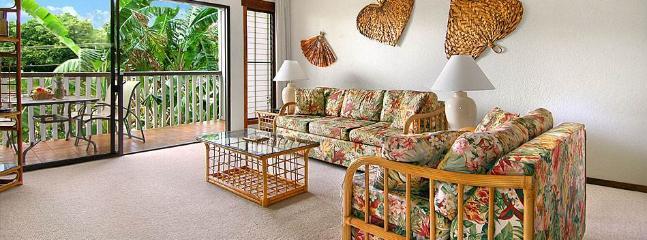 Sunny 1 bedroom Koloa Condo with Internet Access - Koloa vacation rentals