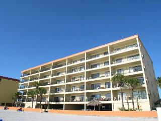 Las Brisas 504 - Top floor, Gulf front & new kitchen with granite counters! - Saint Petersburg vacation rentals