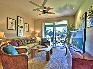 Spacious Two Bedroom, Two Bath Ocean View Villa (Resort Fees Incl.) - Waikoloa vacation rentals
