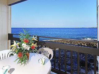 Oceanfront 2 bedroom ground floor condo with amazing views - Kailua-Kona vacation rentals