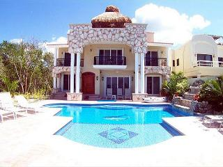 Oceanview Villa with Private Pool. Cook Svce Option. Brilliant Views! - Cozumel vacation rentals