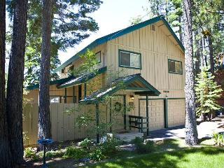 The views are breathtaking, whether from the deck, hot tub or living room. - South Lake Tahoe vacation rentals