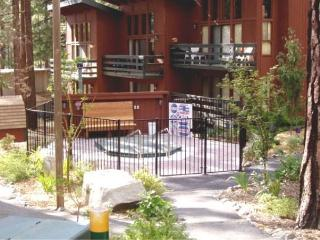 2BR/2BA Condo across from Heavenly's California Lodge - walk to the lifts! - South Lake Tahoe vacation rentals