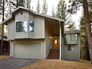 Spacious home that backs to the forest! - Twin Bridges vacation rentals