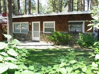 Great beach cabin - cute and cozy - South Tahoe vacation rentals