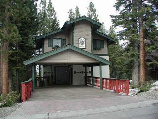 Well appointed vacation chalet with filtered lake views - South Lake Tahoe vacation rentals