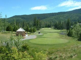 Luxury 3 bedroom townhouse on Chateau Whistler golf course, free internet - British Columbia Mountains vacation rentals