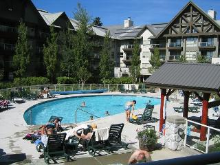 Luxury 2 bdm Ski in, ski out upgraded condo, hot tubs, pool, free internet - Whistler vacation rentals