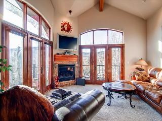 Marina Park Clock Tower Luxury Condo Downtown Frisco Colorado Lodging - Frisco vacation rentals
