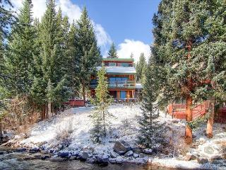 Rapids Retreat Home Hot Tub Breckenridge Colorado House Rental - World vacation rentals