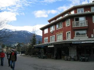 Upgraded 2 bdm condo, prime location, free internet, hot tub available. AC - Whistler vacation rentals