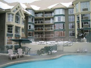 1+den, 2 bath, ski in, ski out, hot tub, pool, free internet, fireplace - Whistler vacation rentals