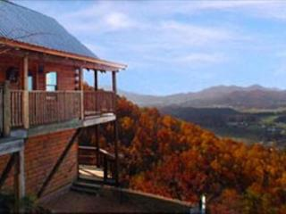 Offering Unbelievable Views of Wears Valley and Absolute Privacy to Boot! - Sevier County vacation rentals