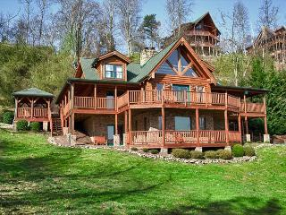 The Mountaintop Lodge You've Dreamed About!  Privacy and Amazing Views! - Sevier County vacation rentals