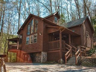 The Name Says It  Private and Spacious Mountain Getaway! - Sevier County vacation rentals