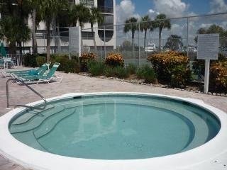 Spa Area - Comfortable garden view property with great Resort amenities - Marco Island - rentals