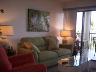 Living area - Fabalous unit in Waterfront Resort close to town - Marco Island - rentals