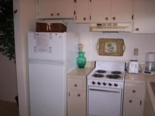 Kitchen area - Updated Tommy Bahama theme unit with Direct Water Views - Marco Island - rentals