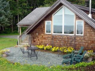 THE GETAWAY ~SPECTACULAR VIEWS of the PACIFIC OCEAN AND NEAHKAHNIE MOUNTAIN!! - Nehalem vacation rentals