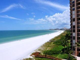 Les Falls - LF704 - Luxurious Beachfront Condo! - Marco Island vacation rentals