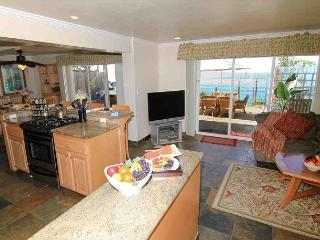 Beautiful Beachfront Duplex - Encinitas vacation rentals