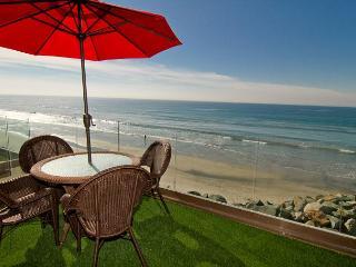 7br/7ba Luxury Oceanfront Retreat, Decks, Spa, BBQ,  P518-1 - Oceanside vacation rentals