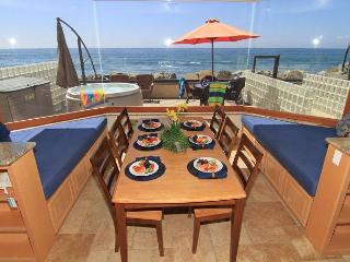 11br/11ba on the Ocean! Rooftop/Spas/BBQ, Stunning! P518-X - Oceanside vacation rentals